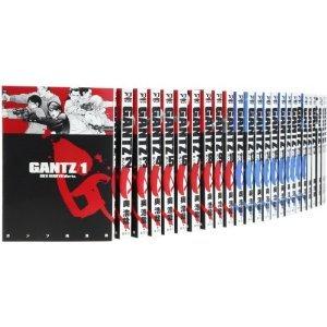 Gantz 1-37 Complete Set [Japanese]