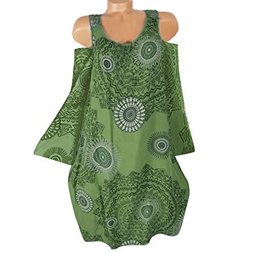 LOLIAN Damen Plus Size Mini Dress Loose Long Sleeves Hollow Out Strapless Sun Langarm Bier bar Kellnerin serviert Magd Traditionelle Kostüme Langes Hoodie Plus Größe Einfarbig Tops