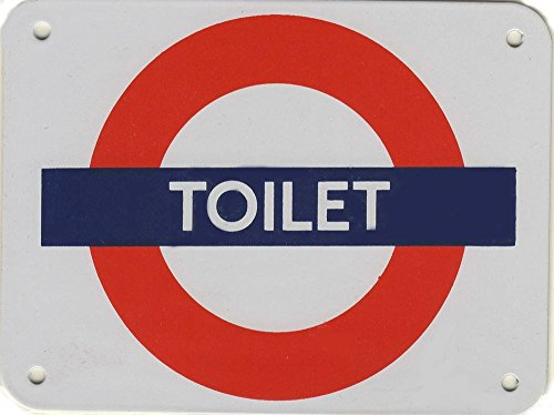 london-underground-toilet-enamelled-small-steel-sign-ba