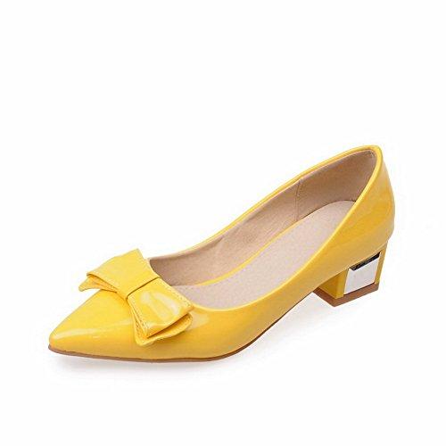 BalaMasa - Sandali con Zeppa donna Yellow