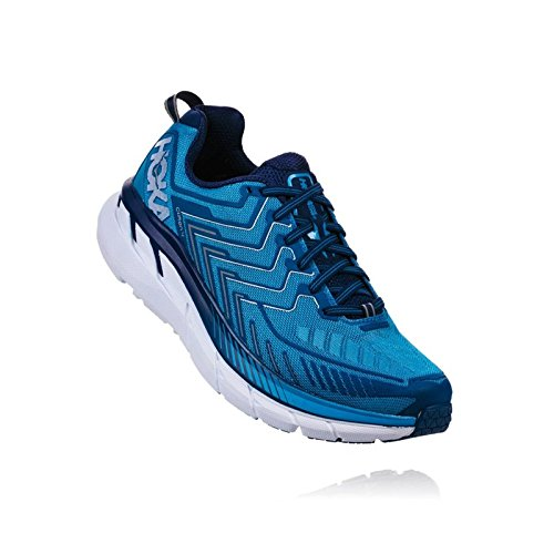 HOKA one one Clifton 4 Diva Blue True Blue
