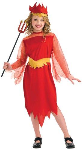 Imagen de rubbies  disfraz de diablesa para niña, talla 10 años i 883842l