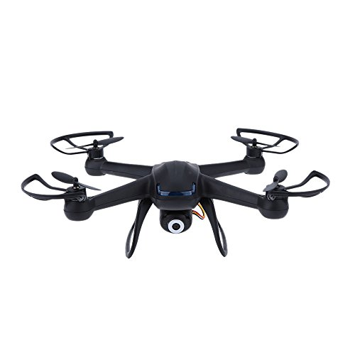 Goolsky DM007 RC Quadcopter 2.4G 6 Axis Gyro 4 CH con Cámara HD 2.0MP