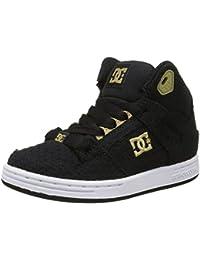 DC Shoes Rebound Tx Se, Zapatillas Altas Niñas