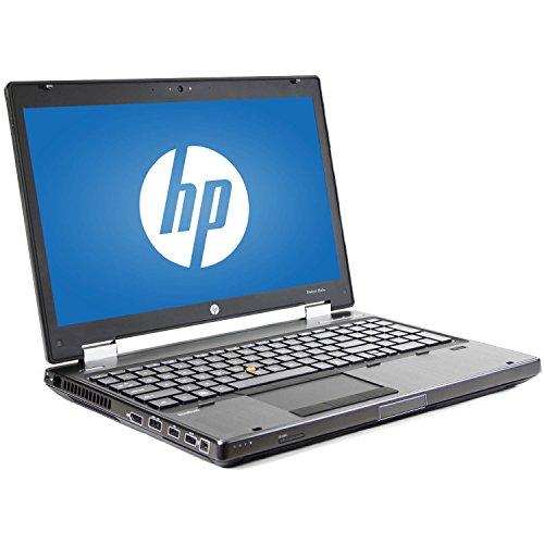 'HP EliteBook 8570W Mobile Workstation c4q17up–CPU INTEL CORE i7–3720QM 2,6GHz (4CPU), RAM 8GB DDR31600MHz, Windows 10Professional 64Refurb PCS, Hard Disk SSD 128GB SATA, NVIDIA Quadro K2000, Display 15,6TFT 1920x 1080