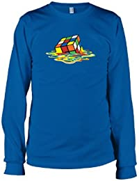 TEXLAB - TBBT: Melting Cube - Langarm T-Shirt