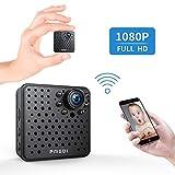 Best Nanny Cameras For Homes - FREDI Wifi Mini Hidden Spy 1080p HD Portable Review