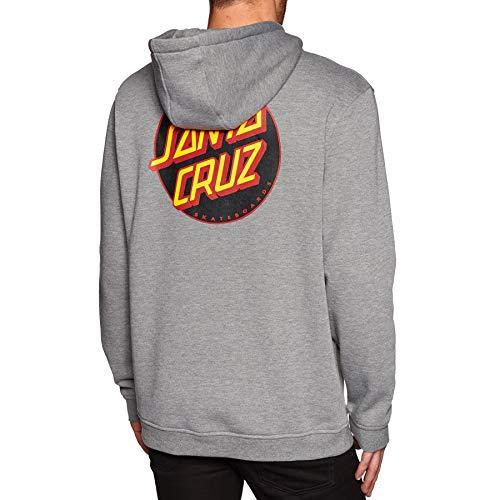 Santa Cruz Apparel Other Dot Kapuzenpullover für Herren Grau