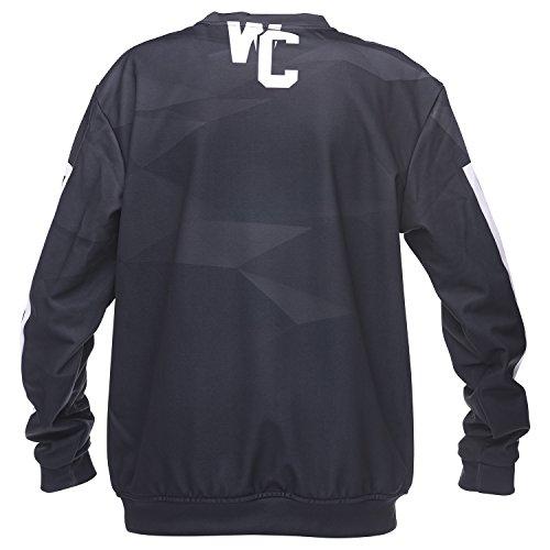 WHO CARES Company© Imprimé 3D Sweat-shirts Impression/Motif/Conception Taille unique Unisexe Printemps Été 2017 CARBON 32989