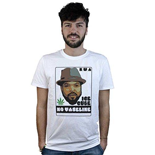 t-shirt-ice-cube-no-vaseline-maglietta-bianca-nwa-musica-hip-hop-rap-old-school