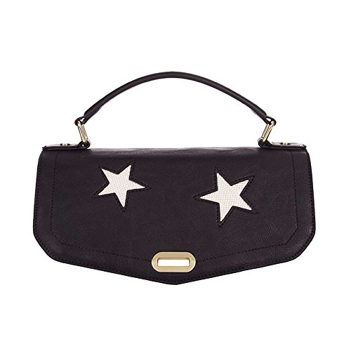 Numeroventidue MEDIUM TUR TOP LUXUR Borse Accessori Pvc Big Stars Black Big Stars Black TU