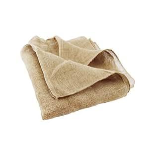 tovaglia di tela di iuta cecidomia distruttice del tovaglia per tavolo per artigiani per. Black Bedroom Furniture Sets. Home Design Ideas