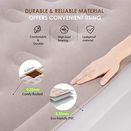 Zoom IMG-3 topelek materasso gonfiabile per letto