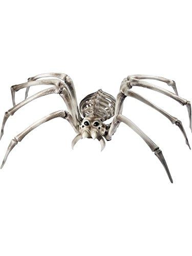 Smiffys Spinnen Skelett, 26x54x92cm, Natur, 46911
