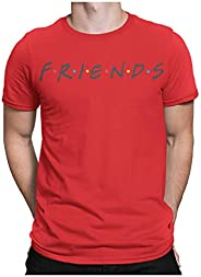 F.R.I.E.N.D.S Round Neck T-Shirt for Unisex