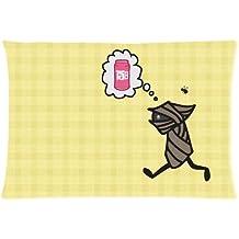 Homestuck Wayward Vagabond Custom Zippered Pillow cases(Fundas para almohada) 20x30 (Twin sides)