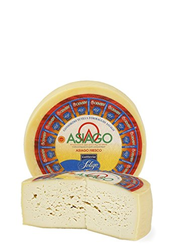Asiago dop formaggio dolce pezzo 3,00/3,500 kg. offerta € 29,90