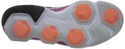 Nike Zoom Fit Agility Women's chaussure de course à pied - HO14 Hyper Violet White Black Total Ornage 502