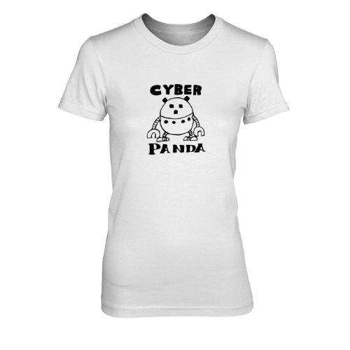 One Piece Pirate Warriors 2 Kostüm - OP Cyberpanda - Damen T-Shirt, Größe: