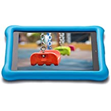 Amazon Kid-Proof Case for Fire HD 8 (6th Generation - 2016 release), Blue