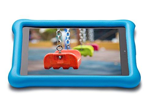 Amazon Kindgerechte Hülle für das Fire HD 8 (6. Generation - 2016), Blau (Amazon Fire Tablet Case 6)