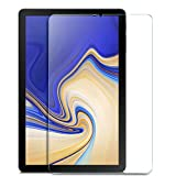 ELTD Panzerglas Schutzfolie für Samsung Galaxy Tab S4 T830/T835,Rounded Corners 2.5D, 9H Härte, gehärtetes Glas Display Schutzfolie für Samsung Galaxy Tab S4 T830/T835 10.5 Zoll 2018 [1 Stück] Vergleich
