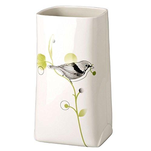Hutschenreuther 02466-725588-26022 Green Garden Vase Tangare, 22 cm
