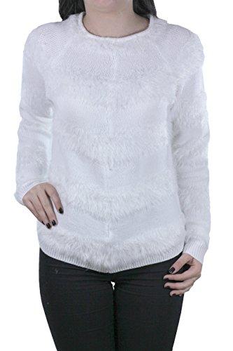 Tiffosi - Pullover - donna bianco Size: L