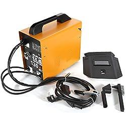 Poste à souder MIG 130 Équipement pour soudage MIG 220-240V 50-120A