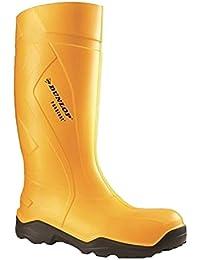 Dunlop Purofort + ultimate safety amarilla, S5 - C763241