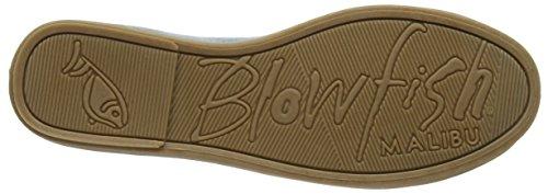 Blowfish Glo 2, Ballerine Donna Blue (chambray)