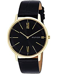 Tommy Hilfiger Analog Black Dial Men's Watch - TH1791517