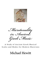 Microtonality in Ancient Greek Music