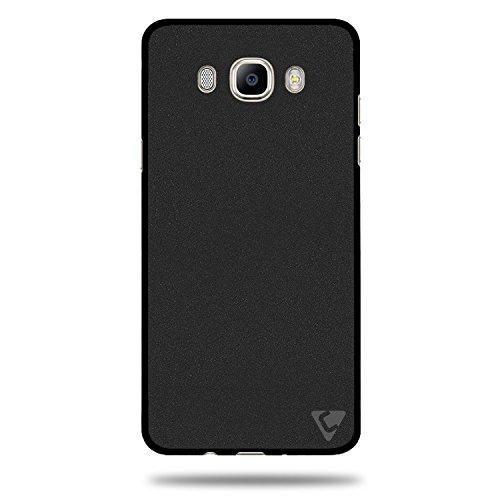 Cool Mango Ceego Premium Pudding TPU Back Cover for Samsung J7 2016 - Flexible Samsung Galaxy J7 (2016) Case (Sparkling Black)