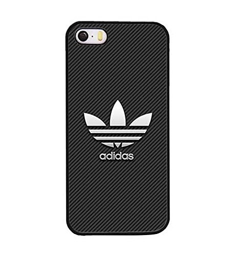 Adidas Iphone 5s Coque Etui Case, Famous Brand Marks for Iphone 5 5s Coque Etui Case, Hard Protecteur Protector Coque Etui Case Slim Fit Iphone 5 5s