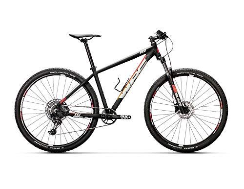 "Conor WRC Pro NX Eagle 29"" Bicicleta Ciclismo Unisex Adulto, (Negro), XL"