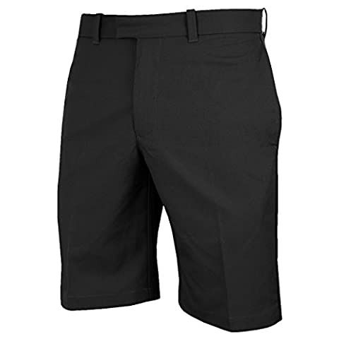 2015 Callaway Tech Flat Front Mens Golf Shorts Anthracite