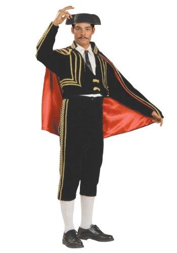 Forum Novelties, Inc Adult Matador Fancy Dress Costume Medium