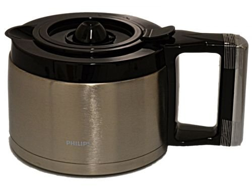 Philips Edelstahl Thermokanne HD7753