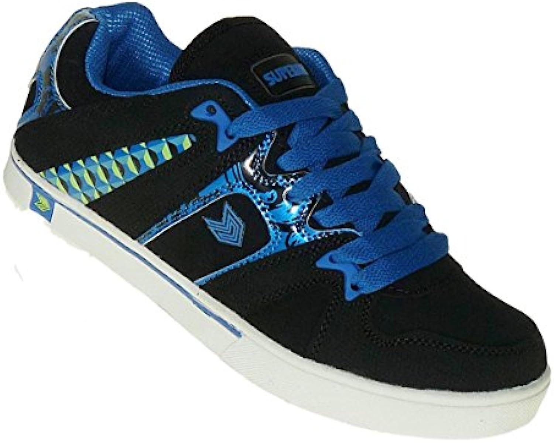 Art 547 Skaterschuhe Schuhe Sneaker Skater Schnuumlrer Boots Neu Herren