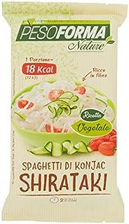 Shirataki Spaghetti di Konjac Pesoforma Nature 18 Kcal - 1 porzione