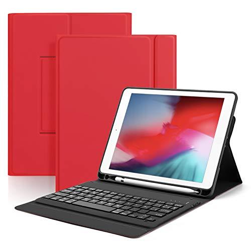 OMOTON Funda con Teclado iPad 9.7