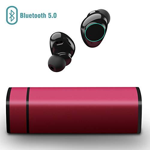 【Regalo Ideale】Auricolari Bluetooth 5.0, Cuffie Bluetooth Muzili...