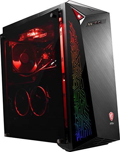 MSI Infinite X 9SD-251DE Gaming-PC (Intel Core i7-9700K, 16GB DDR4, 256GB PCIe SSD + 2TB HDD, MSI GeForce RTX 2070 Armor 8G OC, Windows 10 Home) mit Wasserkühlung 8g Ssd