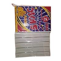 Zabak Detergent Soap (White) 850GM.