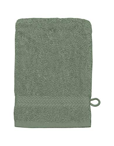 Gant de Toilette uni 550gr/m² 100% Coton Luxury