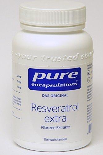 Pure Encapsulations Resveratrol extra 60 Kapseln