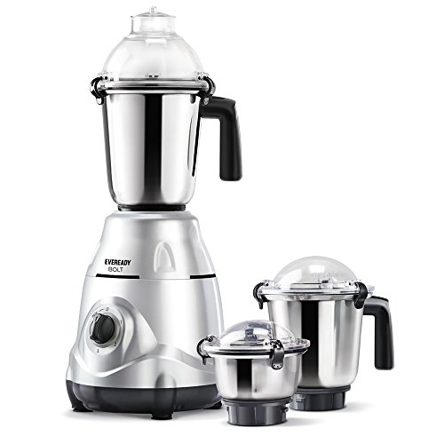 Eveready Mixer Grinder Bolt (750w)