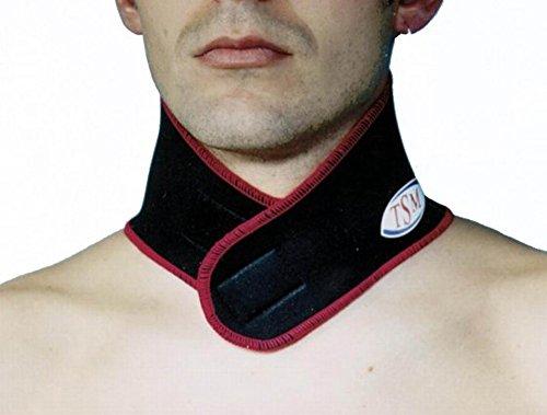 TSM Nackenbandage Halskrause gegen Verspannungen versch. Grössen, Grösse:L