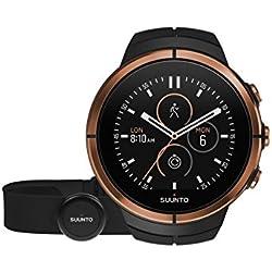 Suunto - Spartan Ultra Cooper HR - SS022944000 - Reloj Multideporte GPS + Cinturón de frecuencia cardiaca (Talla M) - Talla única - Edición especial COOPER